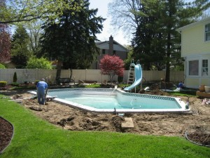 Refurbishing a Pool
