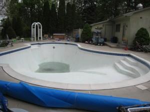 Pool Draining